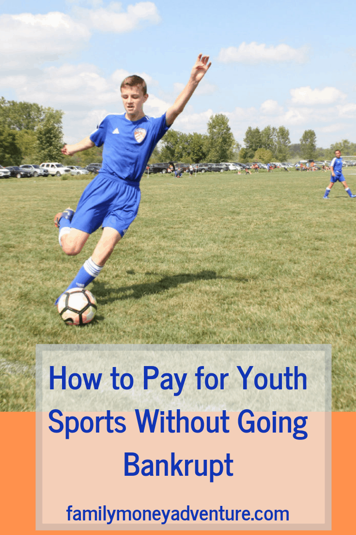 How To Pay For Youth Sports Fees Without Going Bankrupt