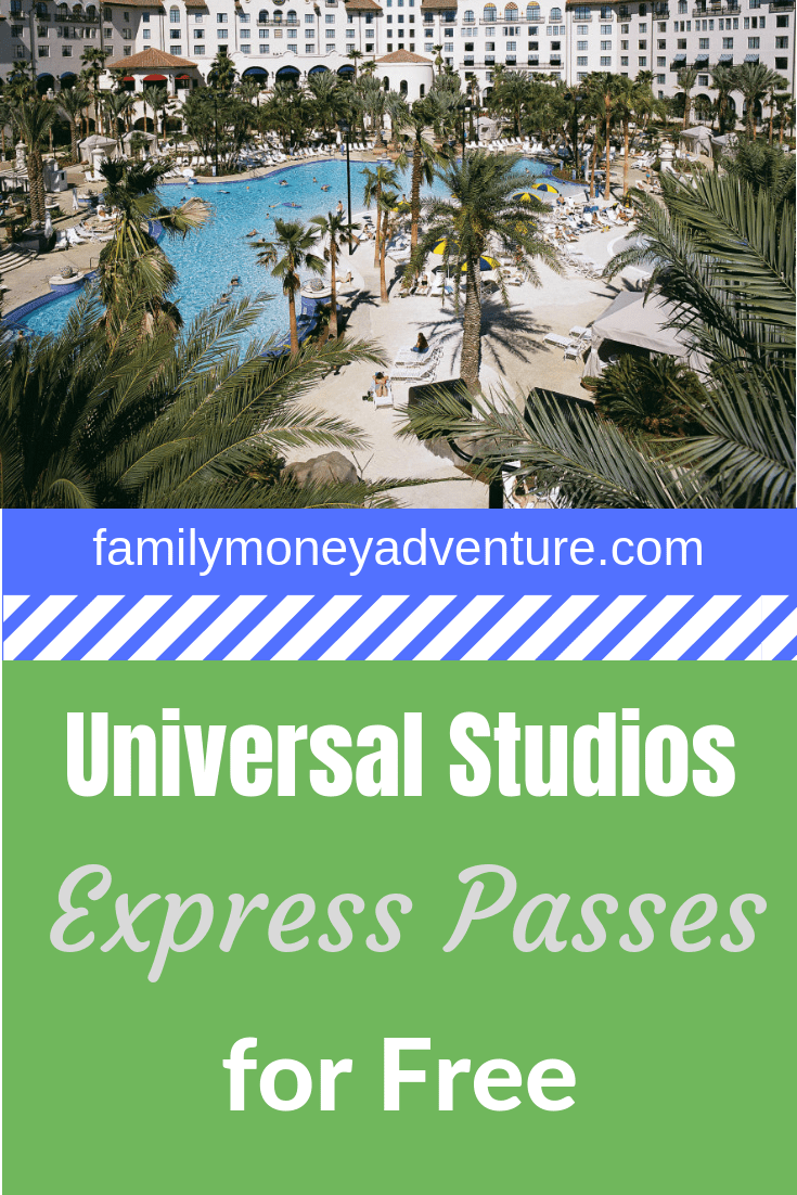 How To Get Universal Express Unlimited Passes For Free