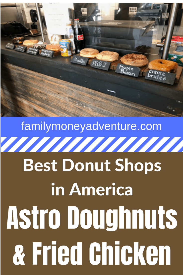 Astro Doughnuts & Fried Chicken: A Review