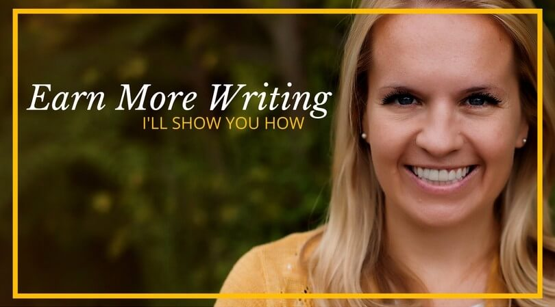 Earn More Writing