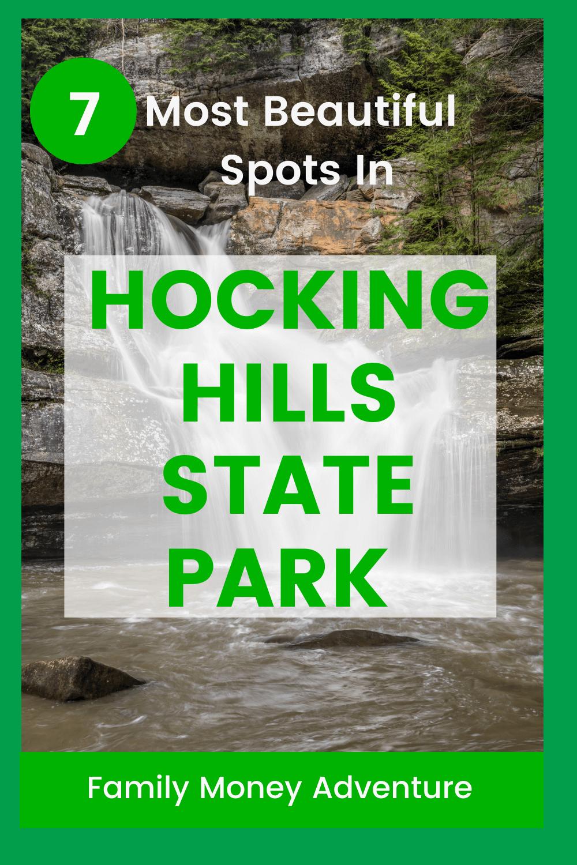 Hocking Hills State Park, Ohio - 7 Unmissable Beauty Spots
